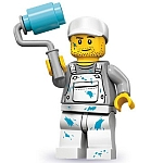 LEGO Minifigures Series 10 Decorator