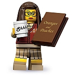 LEGO Minifigures Series 10 Librarian