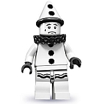 LEGO Minifigures Series 10 Sad Clown