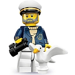 LEGO Minifigures Series 10 Sea Captain