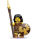 LEGO Minifigures Series 10 Warrior Woman