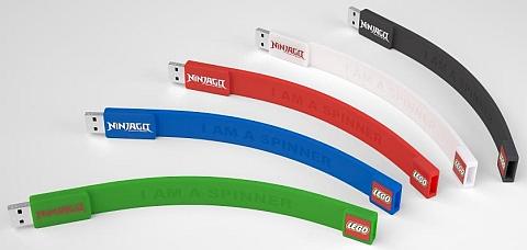 LEGO Ninjago USB Flash-Drive Details