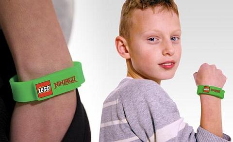 LEGO Ninjago USB Wristband Details