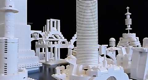 LEGO Video - Architecture
