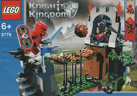 LEGo Knight's Kingdom Set by Fikko
