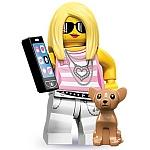 LEGo Minifigures Series 10 Trendsetter