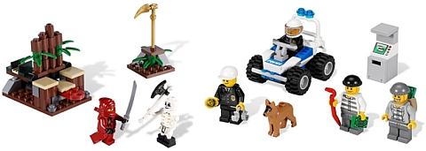Recent LEGO Sets by Fikko