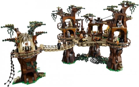 #10236 LEGO Star Wars Ewok Village