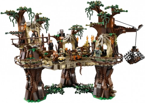 #10236 LEGO Star Wars Ewok Village More Details