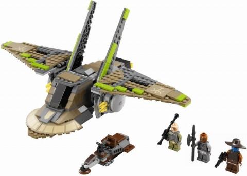 #75024 LEGO Star Wars HH-87 Starhopper Details