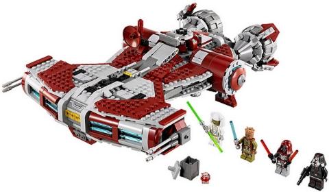 #75025 LEGO Star Wars Jedi Defender-class Cruiser Details