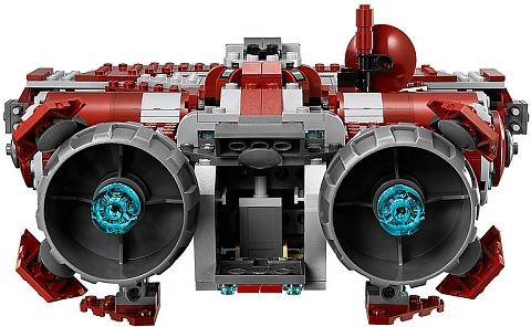#75025 LEGO Star Wars Jedi Defender-class Cruiser Engines