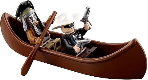 #79107 LEGO Comanche Camp Canoe
