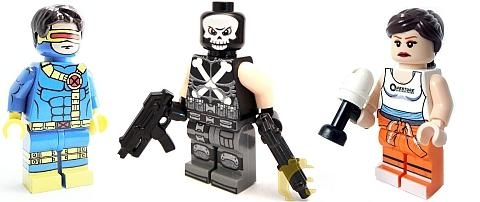 Custom LEGO Minifigs by EclipseGRAFX