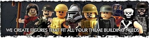 Custom LEGO Minifigures & More by EclipseGRAFX