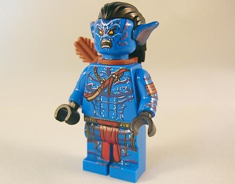 LEGO Avatar Minifigure by EclipseGRAFX