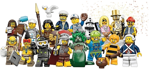 LEGO Collectible Minifigures Series 10