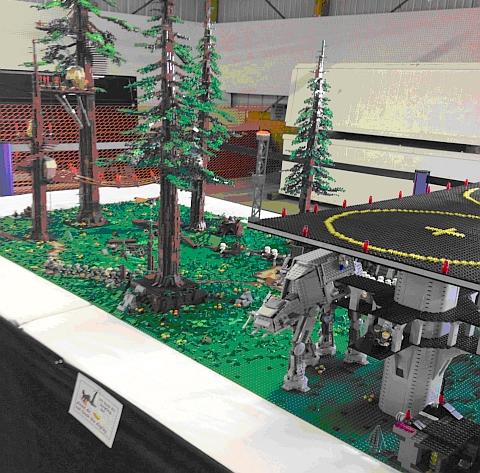 LEGO LUG Expo - Endor