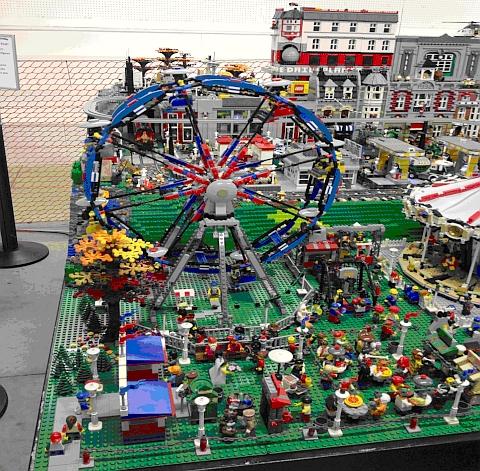 LEGO LUG Expo - Ferris Wheel