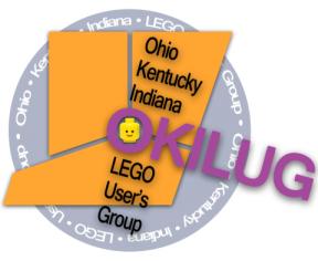 LEGO LUG - OKILUG Logo