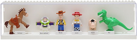LEGO Minifig Display Case for Large Characters