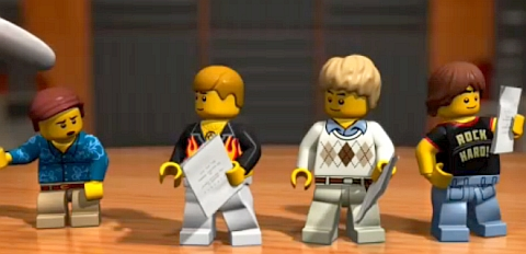 LEGO Ninjago 2014 Plot Picture