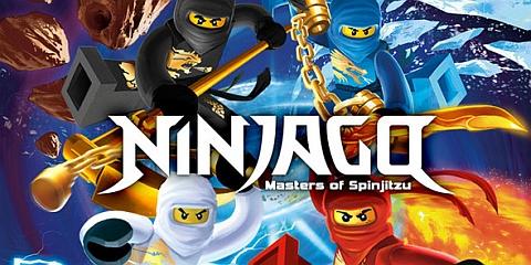 LEGO Ninjago - Four Ninja