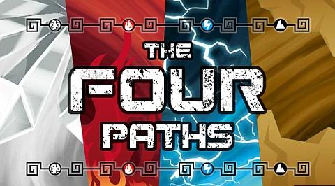 LEGO Ninjago - Four Paths