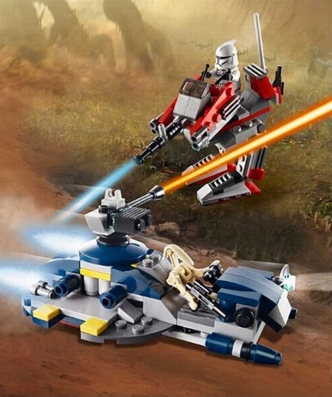LEGO Star Wars BrickMaster Models 4
