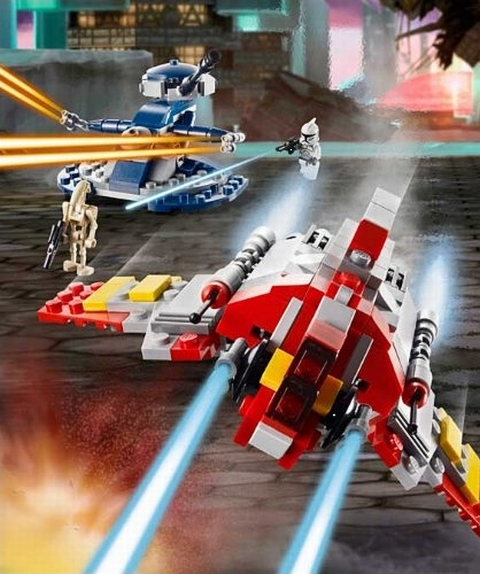 LEGO Star Wars BrickMaster Models