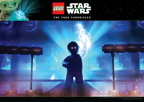 LEGO Star Wars The Yoda Chronicles on Cartoon Network