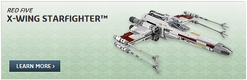 LEGO Star Wars X-Wing Starfighter Sale
