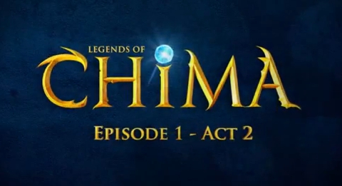 LEGO Video - Legends of Chima