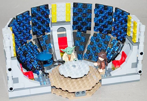 LEGo Star Wars Yoda Chronicles Promo Set