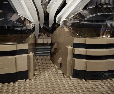 #10234 LEGO Sydney Opera House Interior