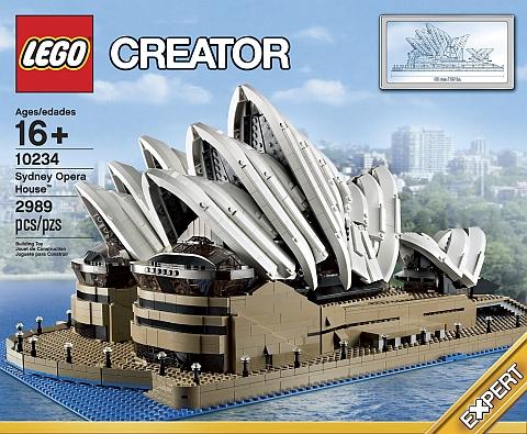 #10234 LEGO Sydney Opera House