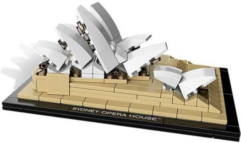 #21012 LEGO Sydney Opera House