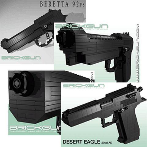 LEGO Book - LEGO Guns Models