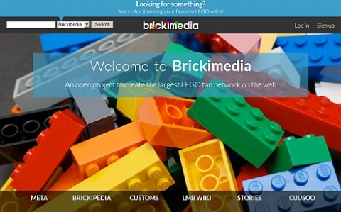 LEGO Brickimedia
