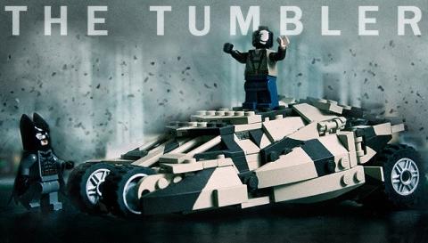 LEGO CUUSOO Batman Tumbler