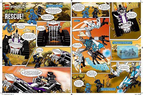 LEGO Comic - Ninjago 1