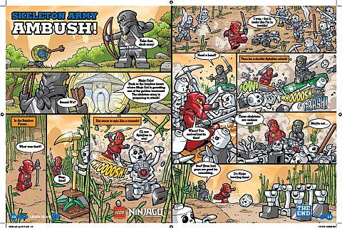 LEGO Comic - Ninjago 2