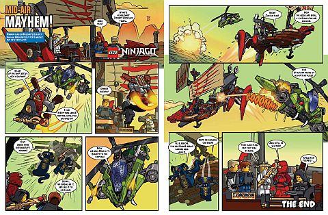 LEGO Comic - Ninjago 3
