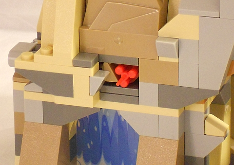 LEGO Lone Ranger Silver Mine Shootout Feature