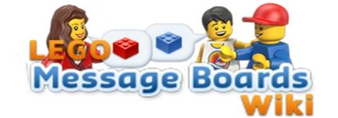 LEGO Message Board Wiki