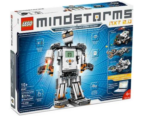 LEGO Robotics - Mindstorms 2.0