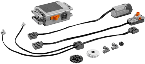 LEGO Robotics - Power Function