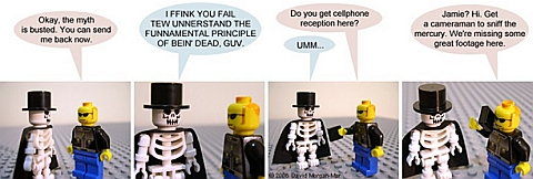 LEGO Webcomic - Irregular Webcomic #1246