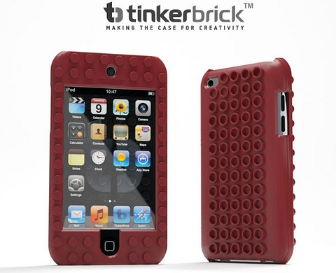 LEGO iPhone and iPad Case by TinkerBrick