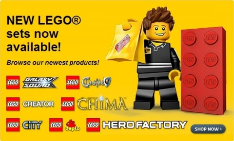 New LEGO Sets Summer 2013